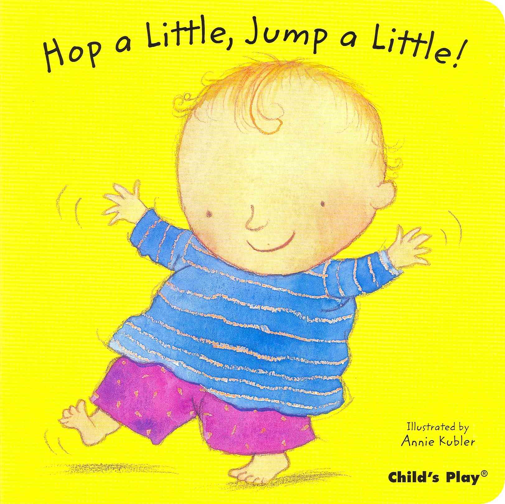 Hop a Little By Kubler, Annie (ILT)